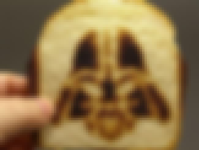 The Dark Side of the Toast is listed (or ranked) 2 on the list 23 Times Toast Was Turned Into a Work of Art