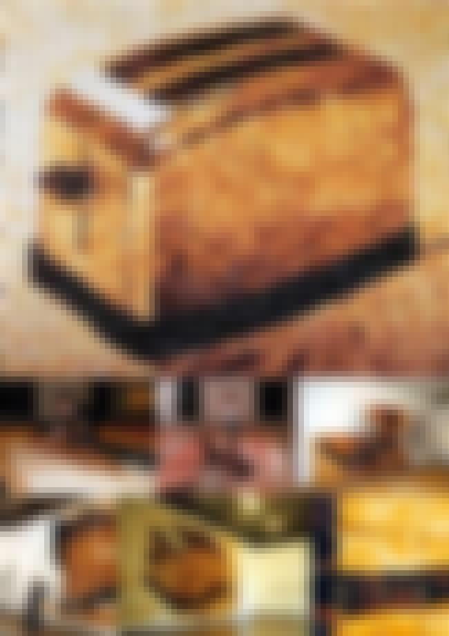 Meta Toaster Is Made of Toast is listed (or ranked) 3 on the list 23 Times Toast Was Turned Into a Work of Art
