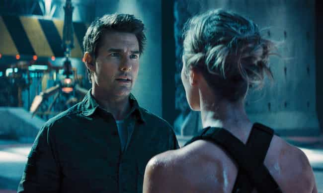 Tom Cruise Auditions His Girlf... is listed (or ranked) 3 on the list The 12 Most Infamous Open Secrets in Hollywood