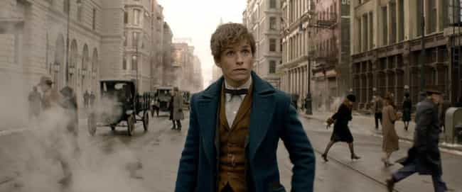 As a Film, Fantastic Beasts Wa... is listed (or ranked) 2 on the list J.K. Rowling's Post-Books Reveals About Harry Potter
