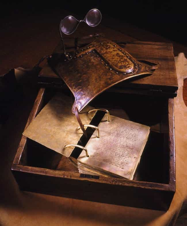 """Urim & Thummim, Used... is listed (or ranked) 2 on the list Joseph Smith's """"Magic"""" Glasses and Other Bizarre Objects from Mormonism"""