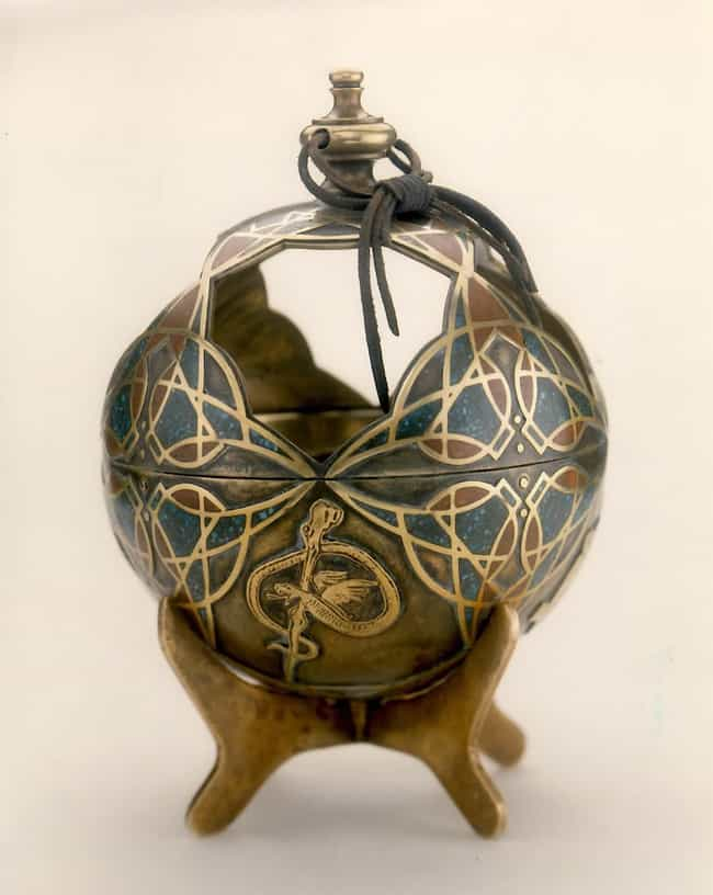 """Liahona, a Compass Made ... is listed (or ranked) 3 on the list Joseph Smith's """"Magic"""" Glasses and Other Bizarre Objects from Mormonism"""