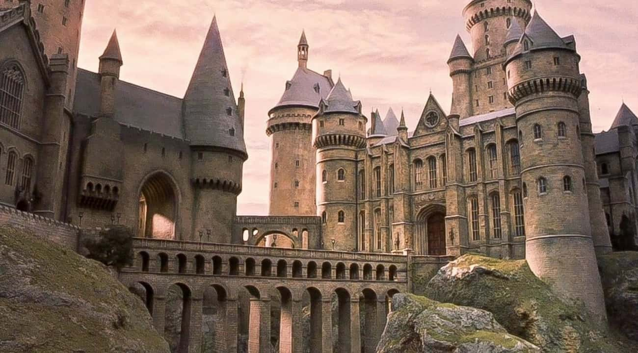 Hogwarts Is Located in Scotlan is listed (or ranked) 4 on the list J.K. Rowling's Post-Books Reveals About Harry Potter