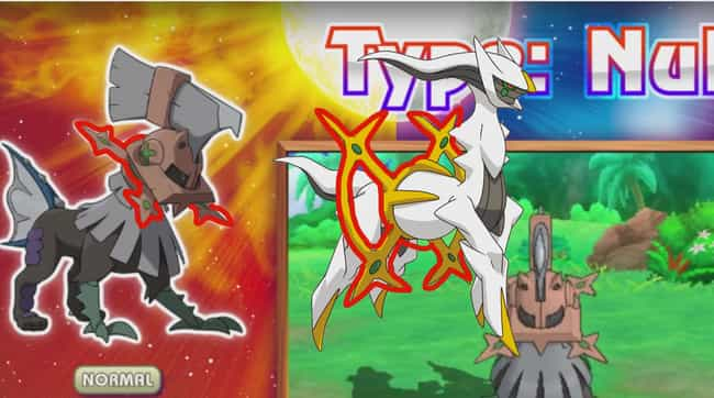 Type: Null Is an Attempt... is listed (or ranked) 1 on the list 7 Insane Pokemon Sun and Moon Theories That Actually Make a Lot of Sense