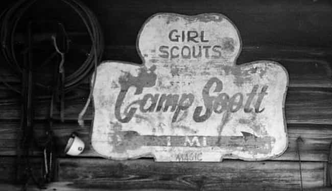 Three Young Girl Scouts ... is listed (or ranked) 2 on the list 13 Creepy Stories And Urban Legends From Oklahoma