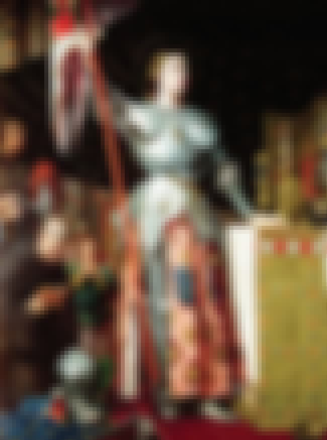 Burning Joan of Arc for Dressi... is listed (or ranked) 4 on the list 14 of the Most Absurd and Unforgivable Things the Catholic Church Has Ever Done