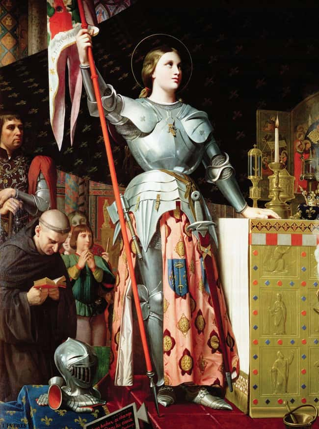 Burning Joan Of Arc For Dressi is listed (or ranked) 5 on the list 15 Of The Most Absurd And Unforgivable Things The Catholic Church Has Ever Done