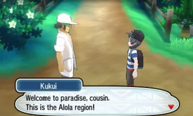 Professor Kukui's Body I... is listed (or ranked) 3 on the list 14 Easter Eggs You Probably Missed in Pokemon Sun and Moon