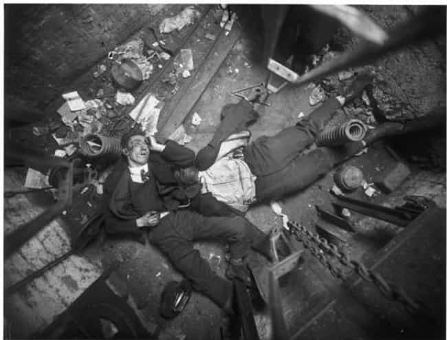The Bodies of Robert Green and... is listed (or ranked) 1 on the list 12 Shocking and Gruesome Photos by Weegee, the Famous Crime Scene Photographer