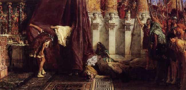 orgie Caligula