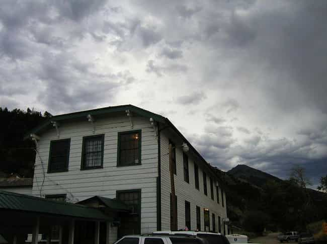 The Eerie Guest Of Chico... is listed (or ranked) 2 on the list The Ghost Girl Of Bear Canyon, And Other Scary Stories From Montana