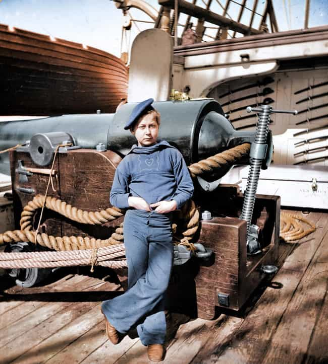 Powder Monkey, Charlesto... is listed (or ranked) 4 on the list 21 Colorized Photos So Vivid They'll Change How You See the Civil War