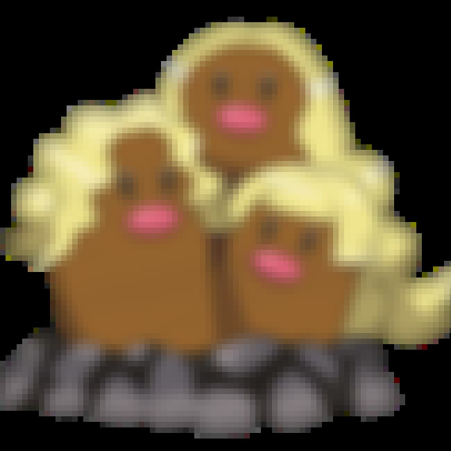 Alola Dugtrio is listed (or ranked) 1 on the list The 15 Dumbest New Pokemon in Sun and Moon