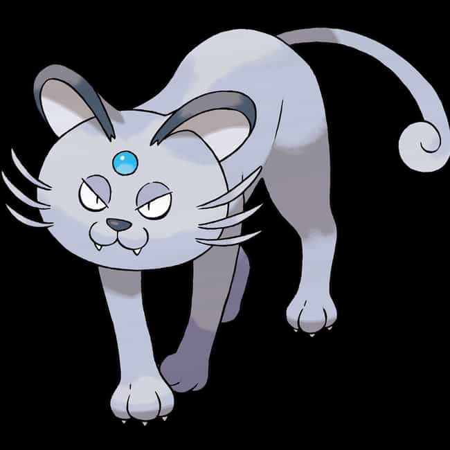 Alola Persian is listed (or ranked) 2 on the list The 15 Dumbest New Pokemon in Sun and Moon