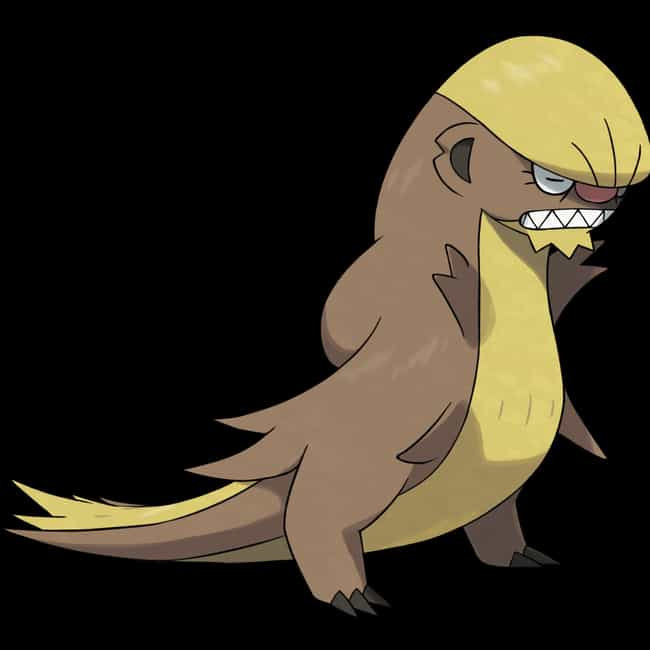 Gumshoos is listed (or ranked) 3 on the list The 15 Dumbest New Pokemon in Sun and Moon