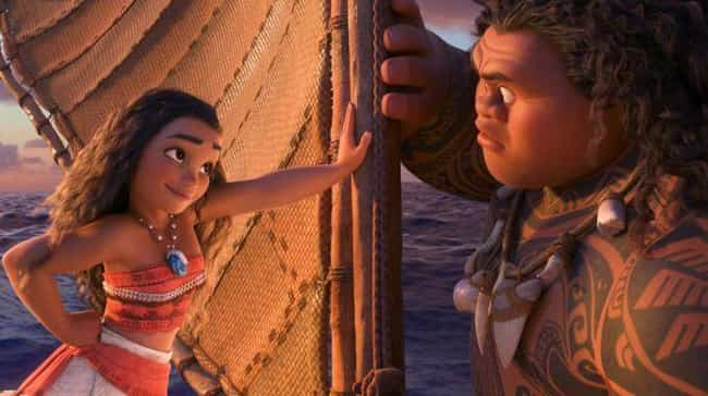 She Teaches Herself How to Do ... is listed (or ranked) 2 on the list How Moana Gets Female Protagonists Right Better Than Any Other Movie
