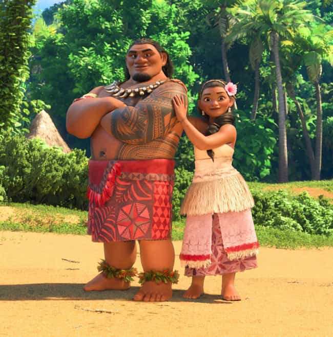 Moana Disagrees with Her Famil... is listed (or ranked) 3 on the list How Moana Gets Female Protagonists Right Better Than Any Other Movie