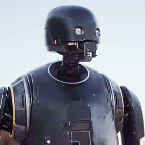 K-2S0 is listed (or ranked) 1 on the list These Aren't the Droids You're Looking For