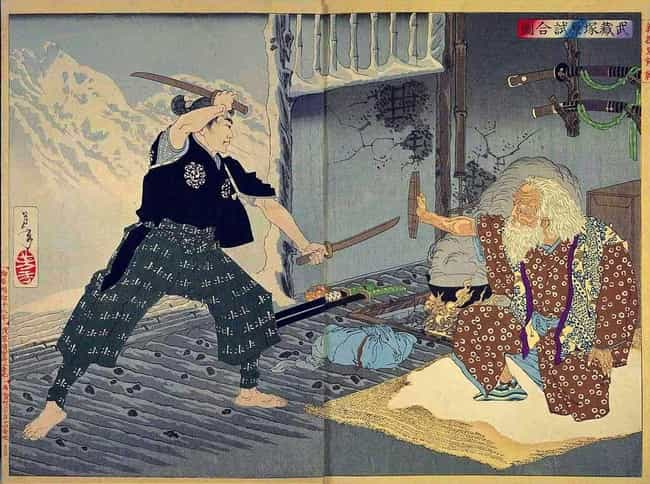 10 Unbelievably Badass Stories Of Real Samurai From Ancient Japan
