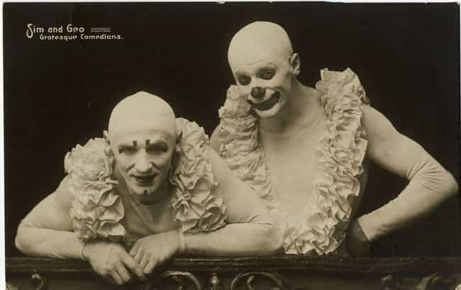 Grotesque Doesn't Even Begin t... is listed (or ranked) 2 on the list 22 Insanely Creepy Vintage Circus Photos
