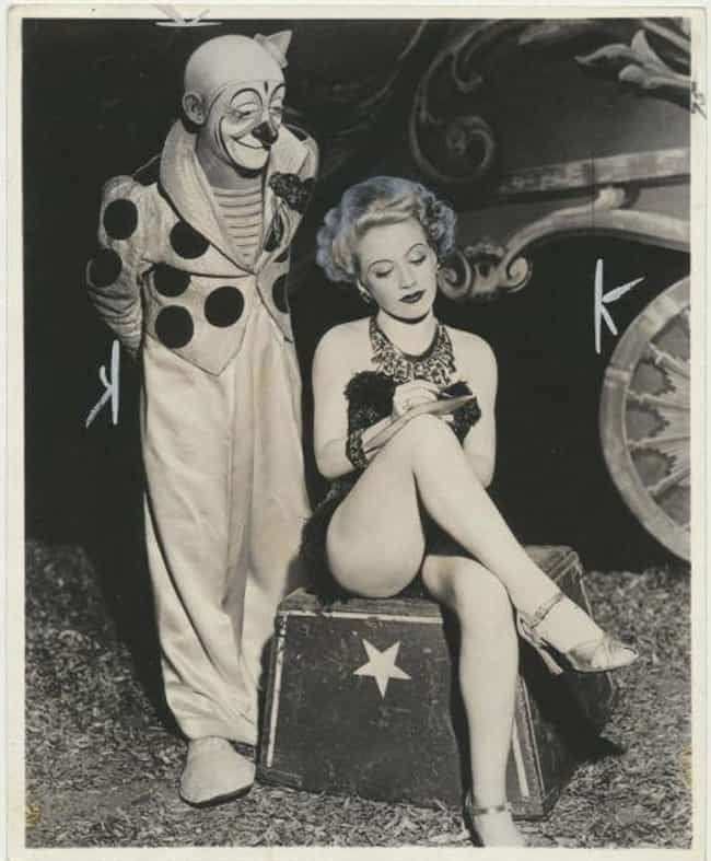 Don't Turn Around is listed (or ranked) 1 on the list 22 Insanely Creepy Vintage Circus Photos