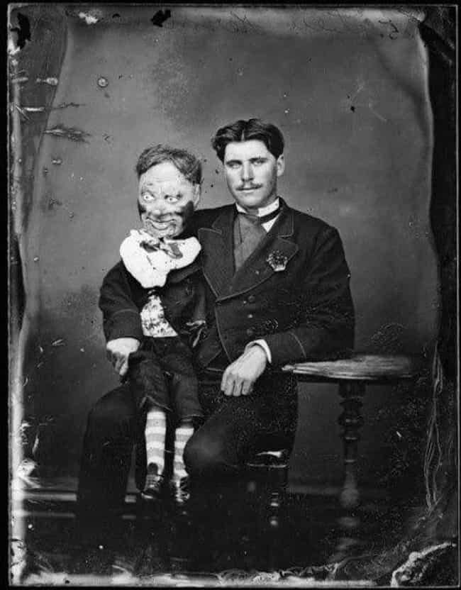 Good Old-Fashioned Nightmare F... is listed (or ranked) 4 on the list 22 Insanely Creepy Vintage Circus Photos