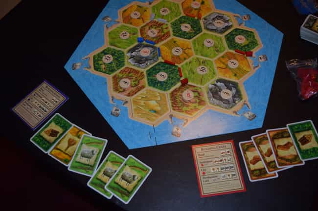 Choose Your Trading Part... is listed (or ranked) 3 on the list 16 Tricks to Help You Defeat the More Experienced Catan Players in Your Life