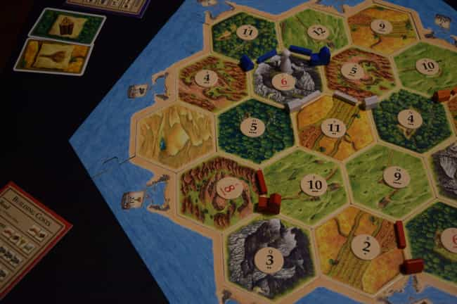 Use the Robber as a Weap... is listed (or ranked) 4 on the list 16 Tricks to Help You Defeat the More Experienced Catan Players in Your Life