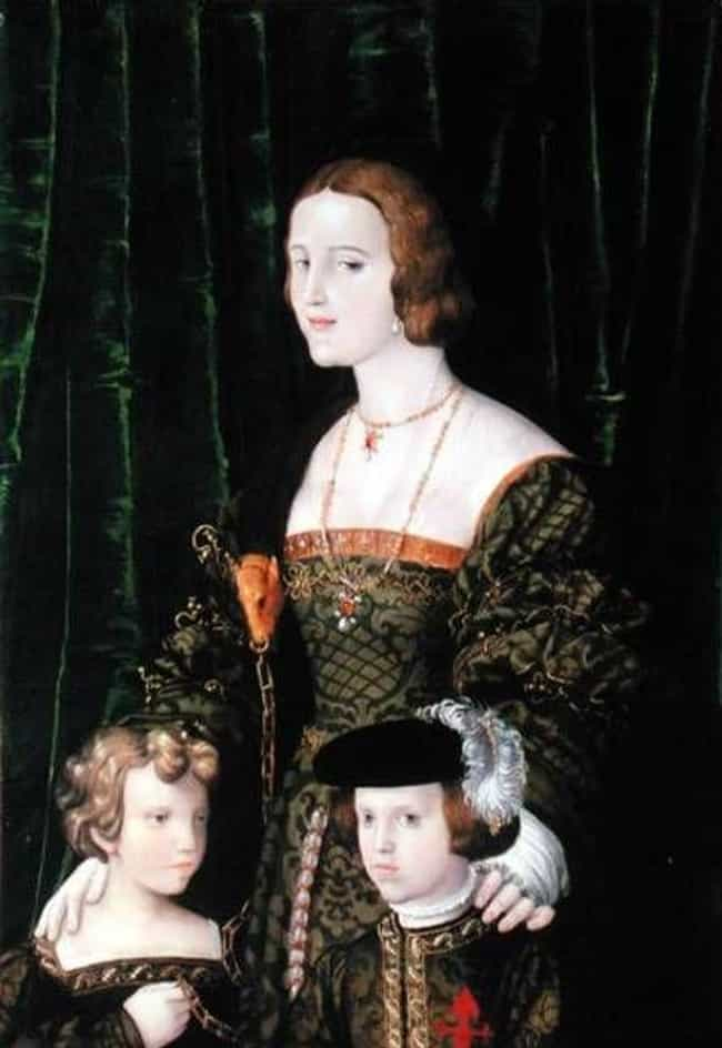 Queen Juana I of Castile Reall... is listed (or ranked) 2 on the list 15 Bizarre Obsessions of Royals in History