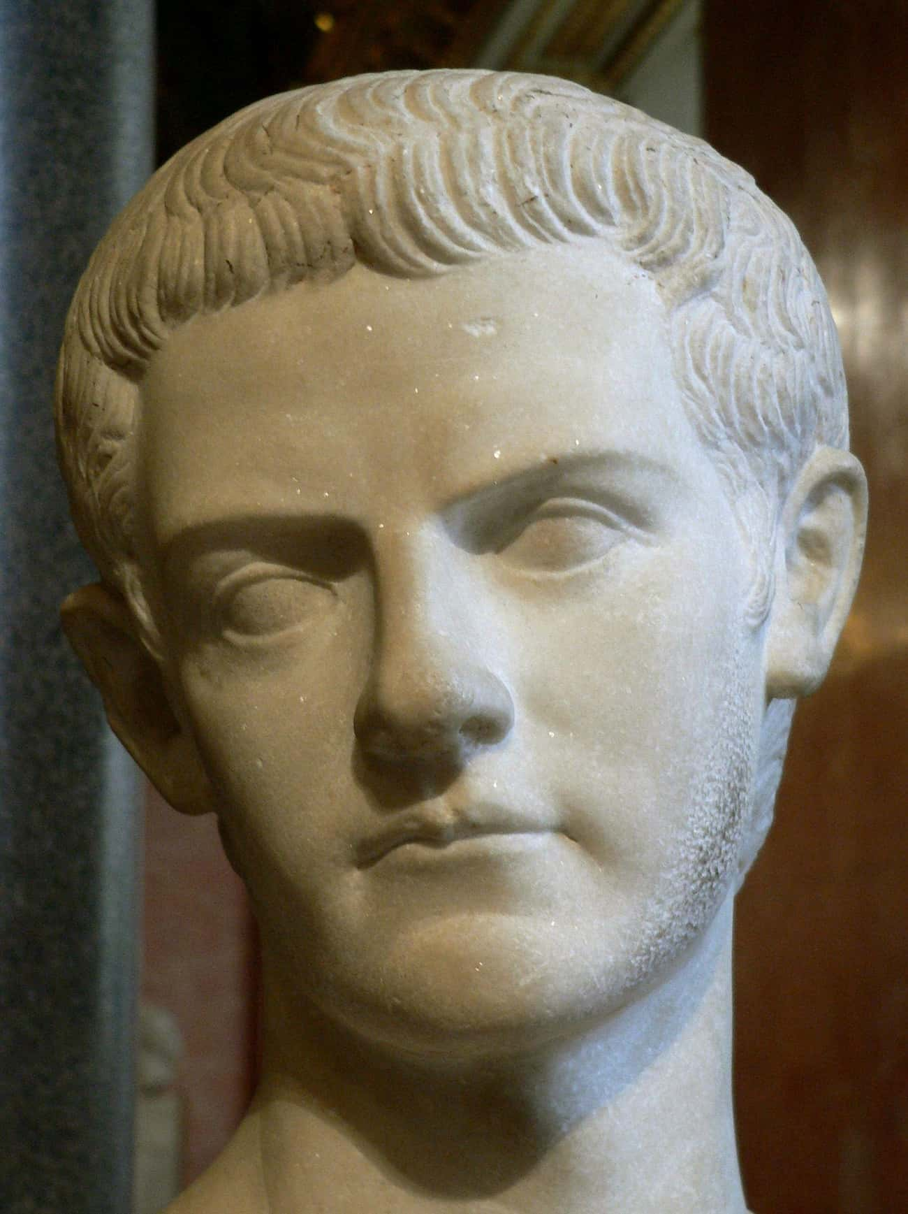 Caligula Had A Weird Relations is listed (or ranked) 3 on the list 15 Bizarre Obsessions Of Royals In History