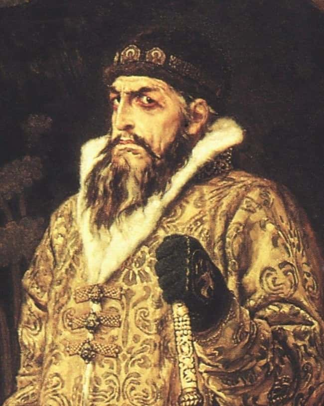 Ivan The Terrible Got A Kick O is listed (or ranked) 5 on the list 15 Bizarre Obsessions Of Royals In History
