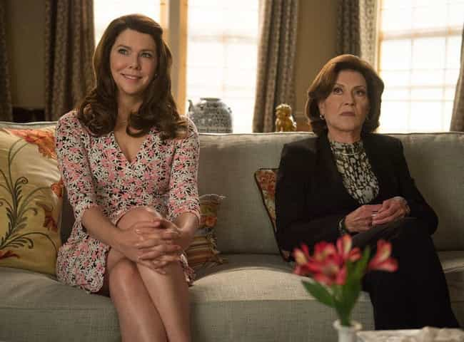 Lorelai and Her Mother Start t... is listed (or ranked) 2 on the list How the Gilmore Girls Revival Was Spot-On Perfect