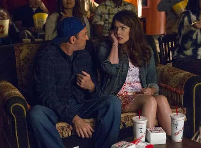 Luke and Lorelai Are Not Havin... is listed (or ranked) 8 on the list 8 Reasons Why the Gilmore Girls Revival Sucked