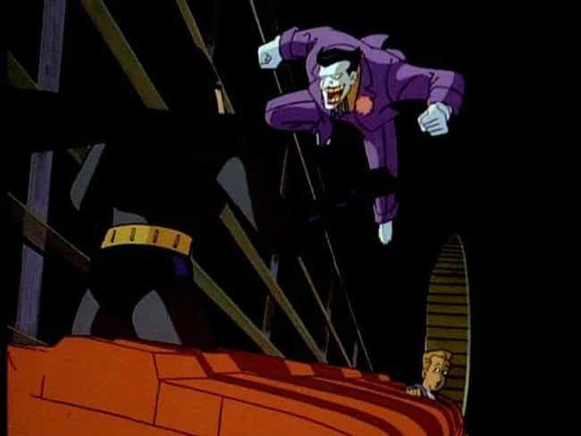 Audiences Were Treated To Top ... is listed (or ranked) 4 on the list 15 Reasons Batman: The Animated Series Is The Greatest Cartoon Ever Made