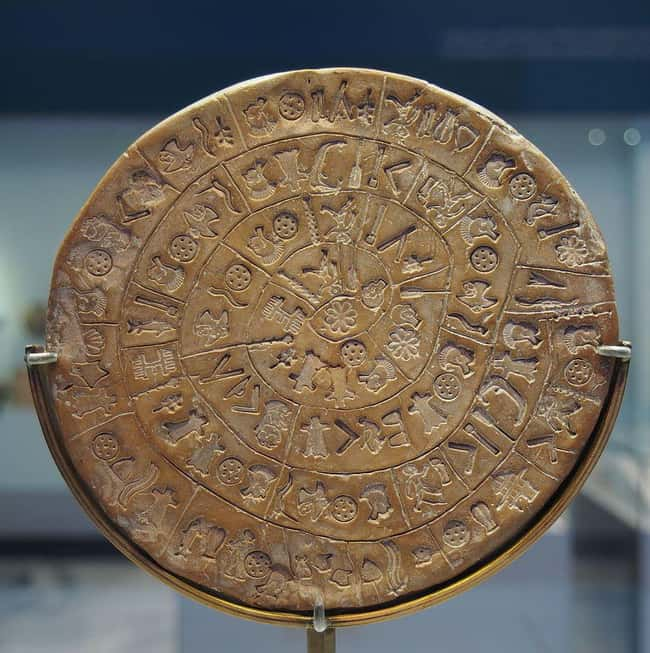 The Phaistos Disk Could Be a P is listed (or ranked) 8 on the list 10 Mysterious Ancient Inventions Science Still Can't Explain