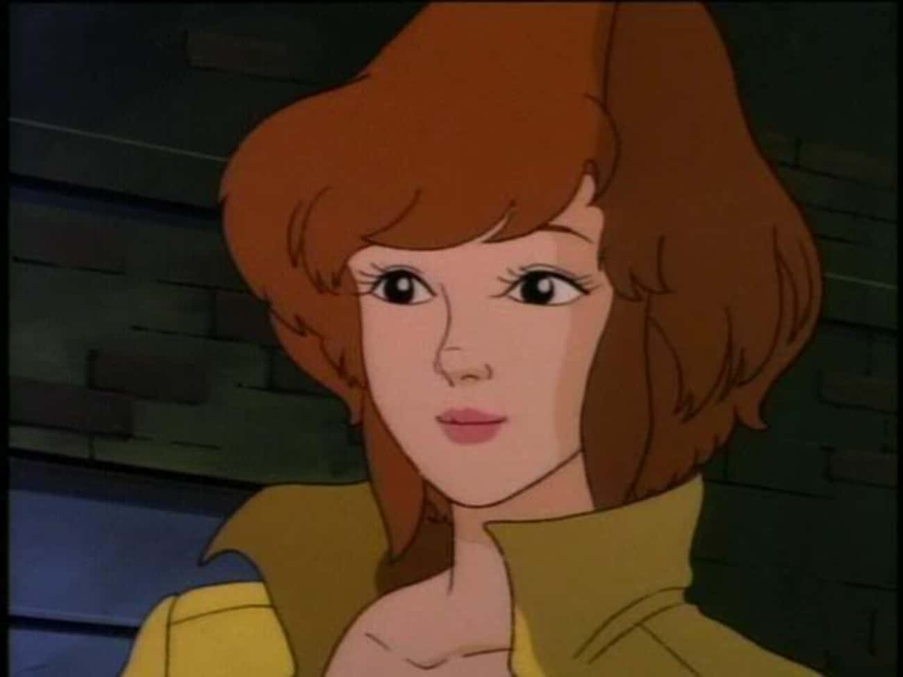 April O'Neil Wasn't Always A R is listed (or ranked) 4 on the list 15 Things You (Somehow) Never Really Knew About The Ninja Turtles