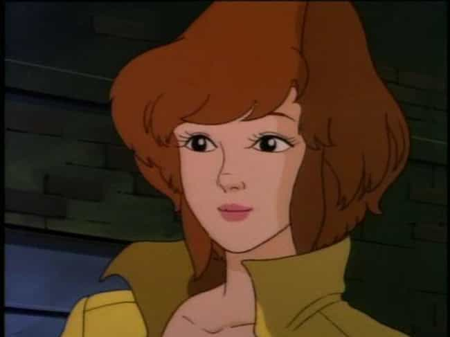 April O'Neil Wasn't Always A R... is listed (or ranked) 4 on the list 15 Things You (Somehow) Never Really Knew About The Ninja Turtles