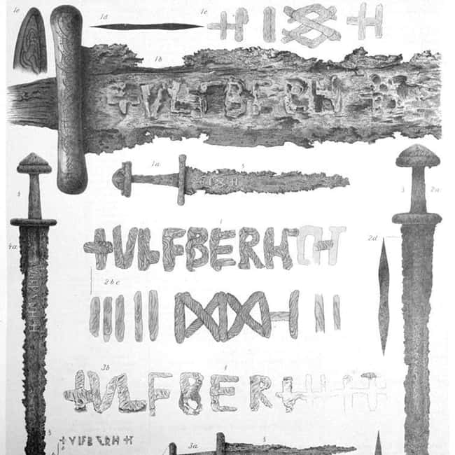 It's Unclear How Vikings M is listed (or ranked) 6 on the list 10 Mysterious Ancient Inventions Science Still Can't Explain