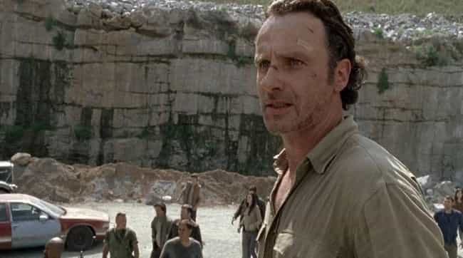 The Bad Decision Making Has to... is listed (or ranked) 1 on the list 19 Ways to Drastically Improve The Walking Dead