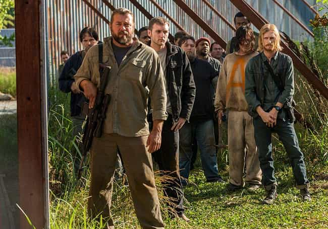 Stop Jerking Viewers Aro... is listed (or ranked) 3 on the list 19 Ways to Drastically Improve The Walking Dead
