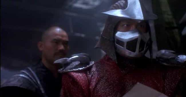 Shredder Was Based On A Cheese... is listed (or ranked) 2 on the list 15 Things You (Somehow) Never Really Knew About The Ninja Turtles