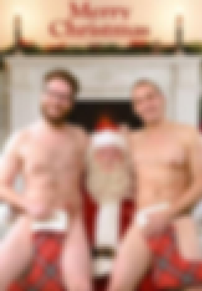 Seth and James Are Naked and N... is listed (or ranked) 1 on the list 19 Celebrity Christmas Cards That Are WAY Worse Than Yours