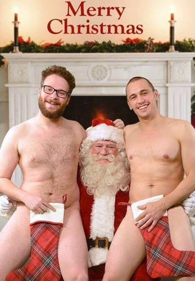 The 20 Best Celebrity Christmas Cards of All Time