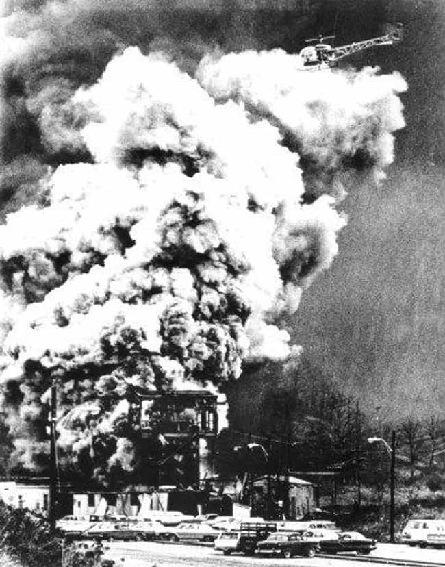 They Are Explosive is listed (or ranked) 1 on the list 12 Terrifying Facts About What It's Like To Be Buried Alive In A Mining Disaster