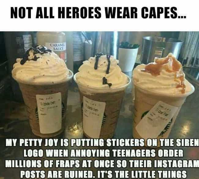 Photos That Prove Not All Heroes Wear Capes