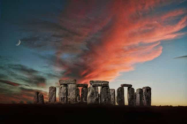 They Had Nothing To Do With St... is listed (or ranked) 4 on the list 12 Bizarre Facts About The Druids, The Prehistoric Hippies That History Forgot