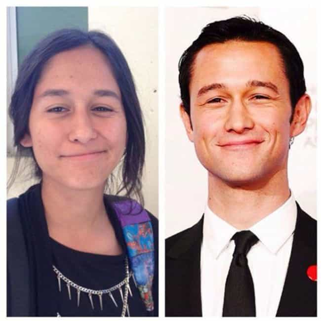 Jody Gordon Levitt? is listed (or ranked) 2 on the list 21 Girls Who Weirdly Look Exactly Like Male Celebrities