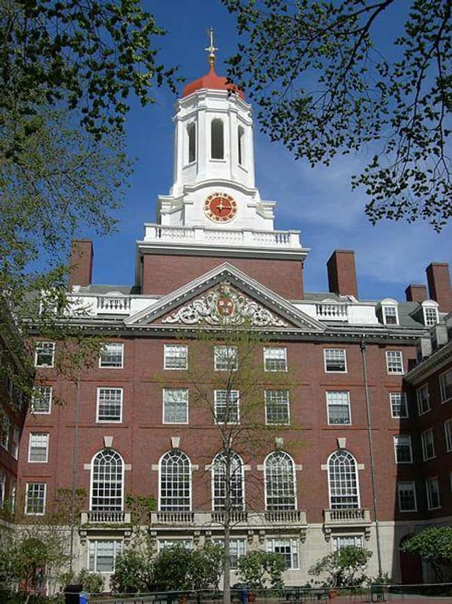 A Murder-Suicide at Harvard Un... is listed (or ranked) 1 on the list 10 People Who Were Murdered by Their Roommates