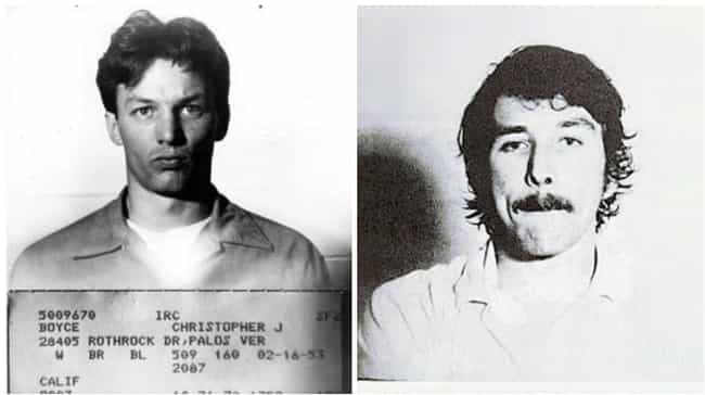 Christopher Boyce and An... is listed (or ranked) 2 on the list 14 Crazy Stories of Russian Spies in the US That Will Freak You Out