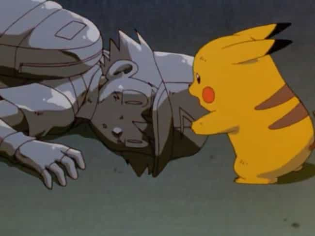 Mewtwo Froze Ash in Time... is listed (or ranked) 3 on the list 10 Fan Theories That Explain Why Ash Ketchum Never Ages